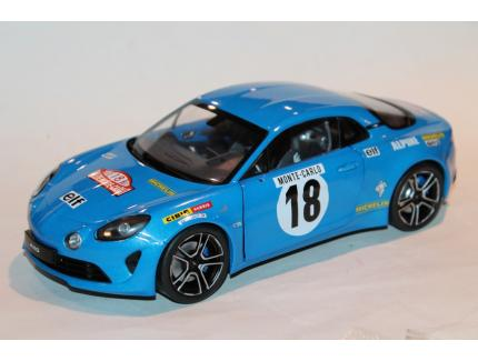 ALPINE A110 PREMIERE EDITION MC 2018 SOLIDO 1/18°