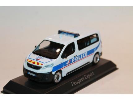 PEUGEOT EXPERT POLICE NATIONALE 2016 NOREV 1/43°