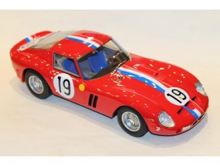 FERRARI 250 GTO #19 LM 1962 CMR 1/12°