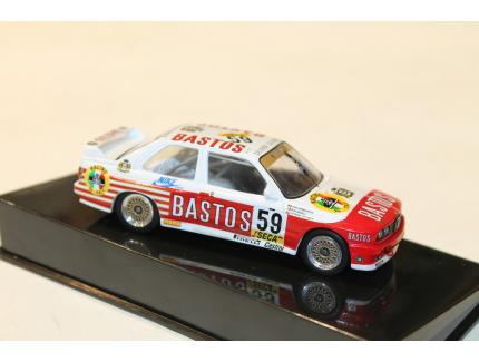 BMW E30 M3 #59 24H SPA 1987 IXO 1/43°