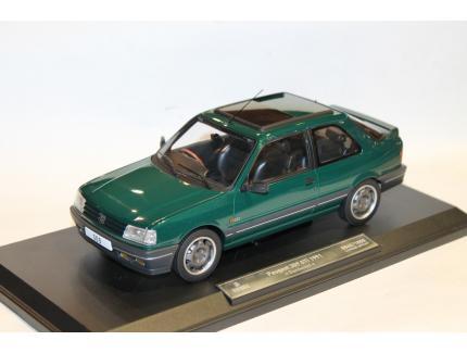 PEUGEOT 309 GTI VERT 1991 NOREV 1/18°