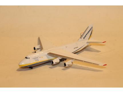 ANTONOV AN-124 RUSLAN ANTONOV AIRLINES HERPA 1/500°