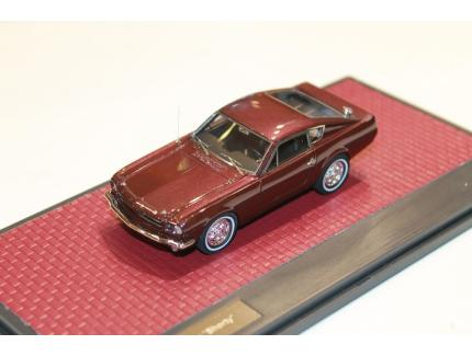 FORD MUSTANG FASTBACK SHORTY COUPE 1964 MATRIX 1/43°