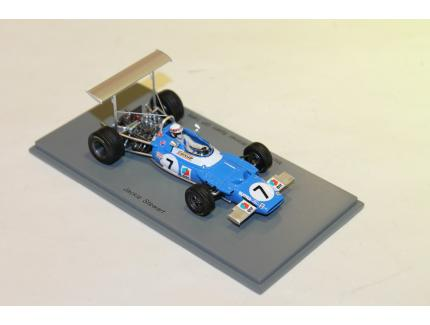 MATRA MS80 WINNER SPAIN GP 1969 SPARK 1/43°