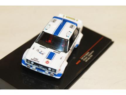 FIAT 131 ABARTH RAC RALLY 1979 IXO 1/43°