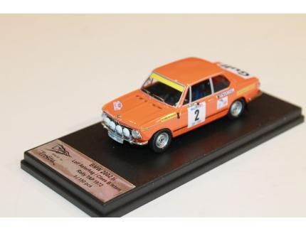 BMW 2002 TI N°2 RALLY TAP 1972 TROFEU 1/43°