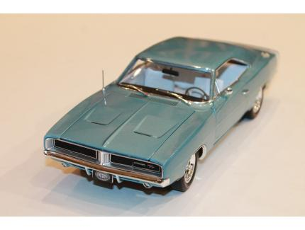 DODGE CHARGER R/T 1969 AUTO WORLD 1/18°