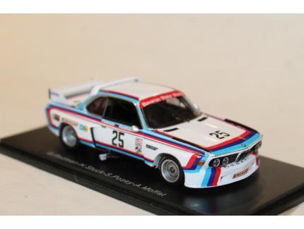 BMW CSL N°25 WINNER SEBRING 1975 SPARK 1/43°