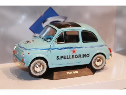 FIAT 500 1957 SOLIDO 1/18°