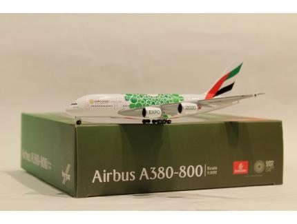 AIRBUS A380-800 2020 HERPA 1/500°