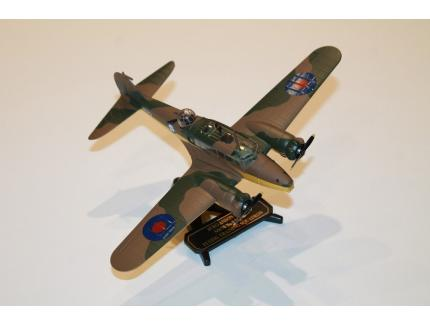 AVRO ANSON MKI N9570 N°9 FLYING TRAINING SCHOOL, RAF OXFORD 1/72°