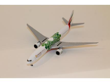 """BEOING 777 - 300ER """"EXPO 2020 DUBAI"""" HERPA 1/500°"""