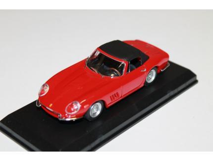 FERRARI 275 GTB/4 MART SPYDER 1967 BEST 1/43°