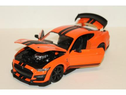 FORD MUSTANG SHELBY GT500 ORANGE 2020 MAISTO 1/18°