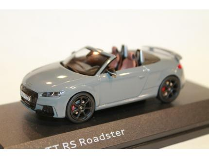 AUDI TT RS ROADSTER GRISE 2018 ISCALE 1/43°