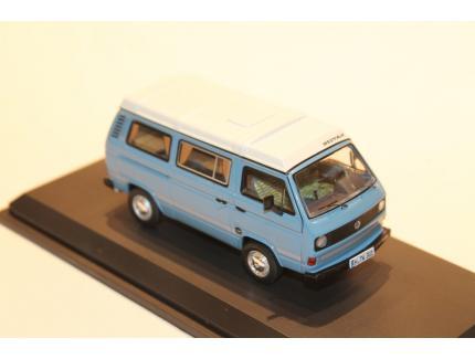 VW T3a JOKER BLEU 1979 SCHUCO 1/43°