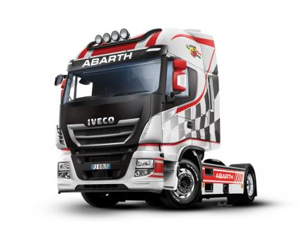 IVECO HI-WAY ABARTH ITALERI 1/24°