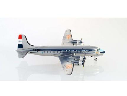 DOUGLAS DC-4 KLM HERPA 1/200
