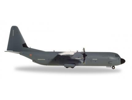 LOCKHEED MARTIN C-130J-30 SUPER HERCULES HERPA 1/500°