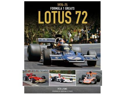 LOTUS 72 : 1970-1975