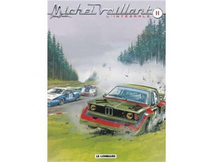 MICHEL VAILLANT: L'INTEGRALE 11