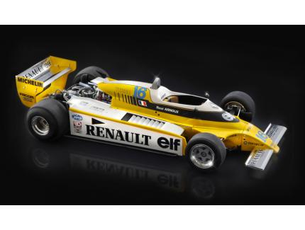 RENAULT RE20 TURBO ITALERI 1/12°