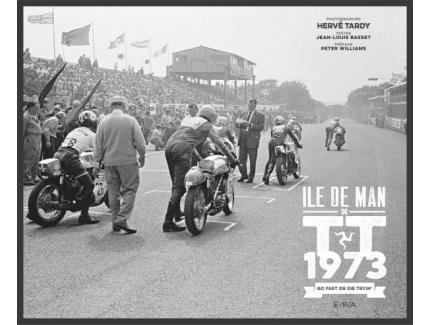 "ILE DE MAN TT 1973 . ""Go fast or die tryin."""