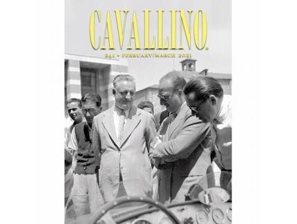 CAVALLINO N° 241 FÉVRIER/MARS 2021