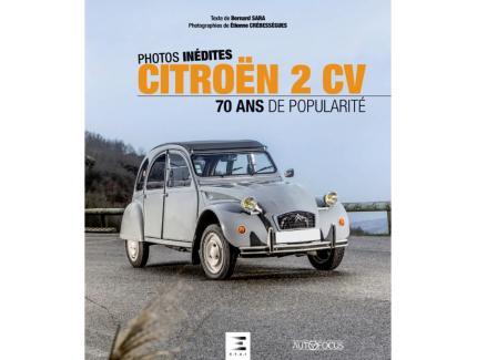 CITROËN 2 CV, 70 ANS DE POPULARITÉ
