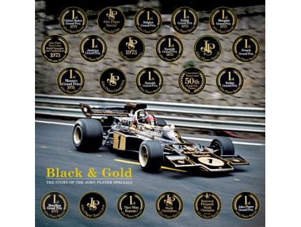 BLACK & GOLD - THE STORY OF THE JOHN PLAYER SPECIALS