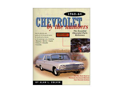 CHEVROLET BY THE NUMBERS 1960-1964