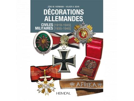 DECORATIONS ALLEMANDES - CIVILES/MILITAIRES