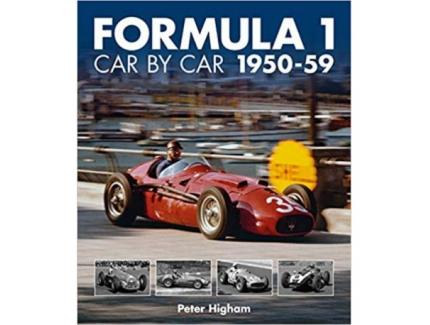 FORMULA 1 CAR BY CAR 1950-59