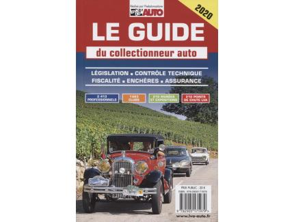 LE GUIDE DU COLLECTIONNEUR AUTO 2020