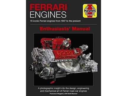 Ferrari Engines Enthusiasts' Manual Ferrari