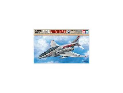 MC DONNELL DOUGLAS F-4B PHANTOM II TAMIYA 1/48°