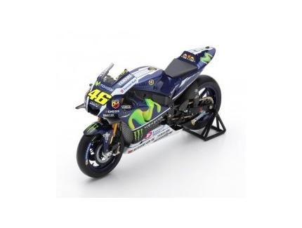 YAMAHA YZR M1 2016 ROSSI SPARK 1/12°