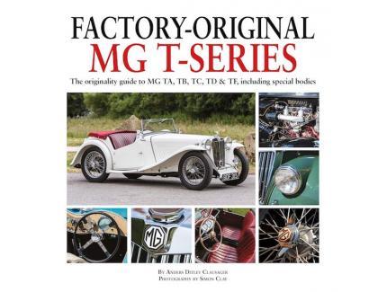 FACTORY-ORIGINAL MG T-SERIES .