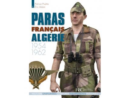 Paras français Algérie 1954-1962