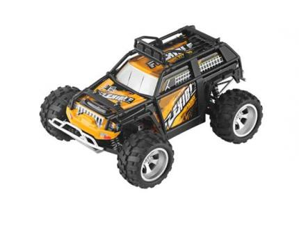 MINI MHD SUV Orange 4WD MHDPRO 1/18°