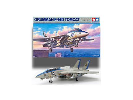 GRUMMAN F-14D TOMCAT TAMIYA 1/48°