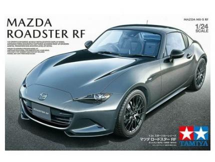 MAZDA MX5 ROADSTER RF 2020 TAMIYA 1/24°