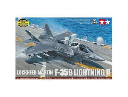 LOCKHEED MARTIN F-35B LIGHTNING II TAMIYA 1/72°