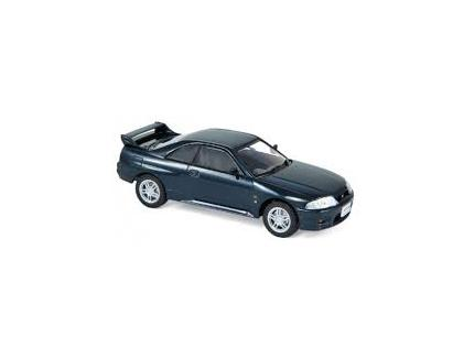 NISSAN SKYLINE R33 GT-R 1995 NOREV 1/43°