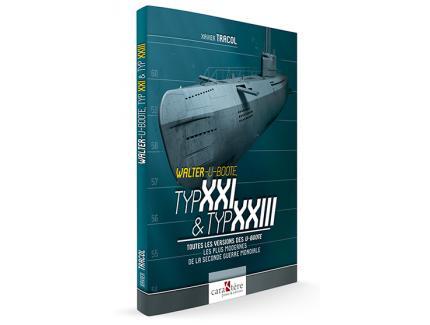 Walter U-Boote typ XXI & typ XXIII