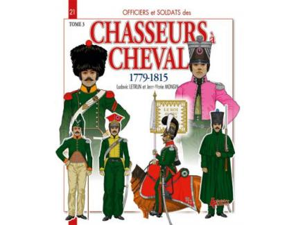 Les chasseurs à  cheval Tome 3