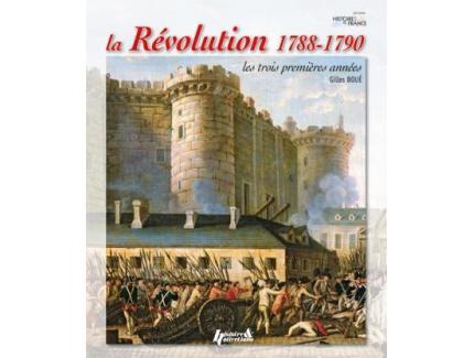 LA Rà‰VOLUTION 1788-1790