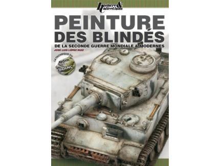 Peinture des blindés de la Seconde Guerre mondiale et modernes