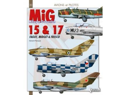 MiG 15 & 17, Fagot, Midget & Fresco
