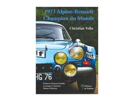 1973 Alpine-Renault Champion du Monde